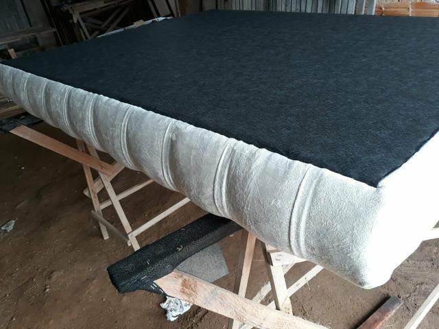 Empresa magistral cabeceira está com promoção na fabricação de cabeceira de 1.25 de altura - Foto 5