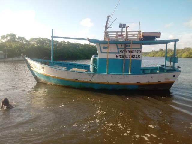 Barco de pesca - Foto 5