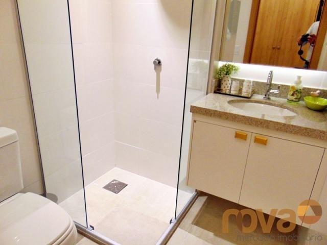 Apartamento à venda com 3 dormitórios em Setor marista, Goiânia cod:NOV235626 - Foto 10