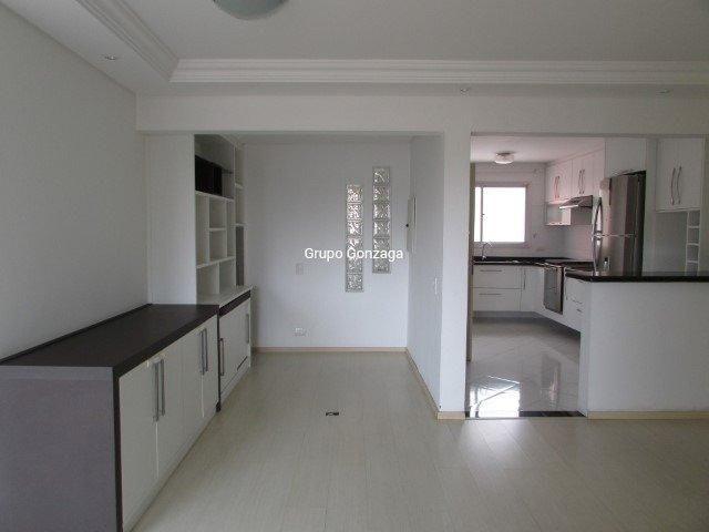 Apartamento à venda com 3 dormitórios em Cabral, Curitiba cod:604 - Foto 5