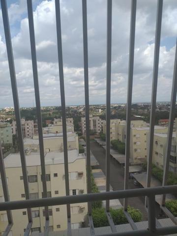 Apto 3 quartos sacada e elevador andar alto próx. shopping pantanal - Foto 6