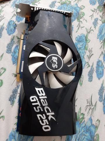 Placa de vídeo GTS 250 - 2 GBS