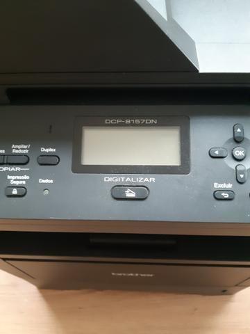 Impressora Brother DCP8157dn - Foto 2