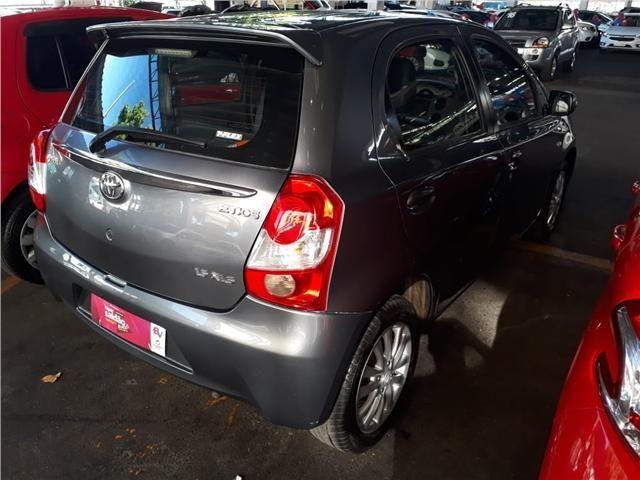 Toyota Etios 1.5 xls 16v flex 4p manual - Foto 11