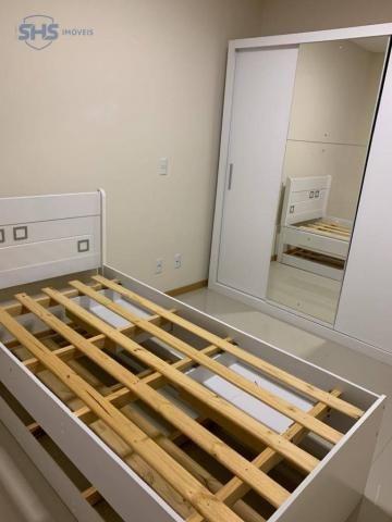 Apartamento com 2 dormitórios para alugar, 56 m² por r$ 1.400/mês - fortaleza - blumenau/s - Foto 9