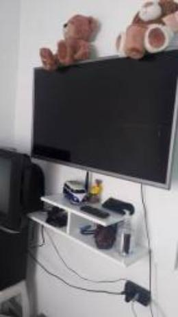 Smart Tv Led 39`` (tela quebrada)