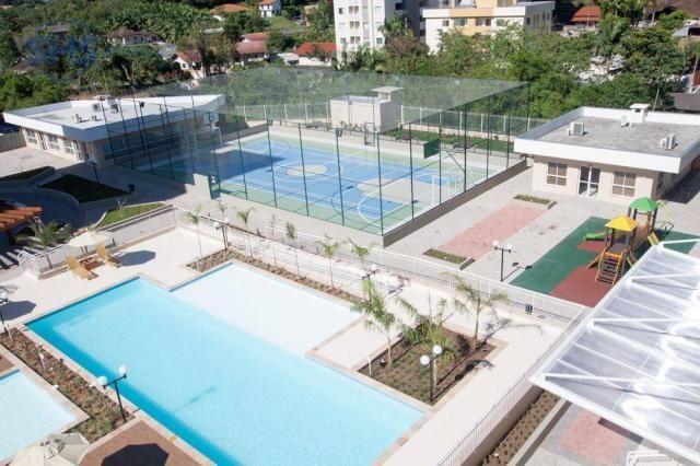 Apartamento com 2 dormitórios para alugar, 56 m² por r$ 1.400/mês - fortaleza - blumenau/s - Foto 16