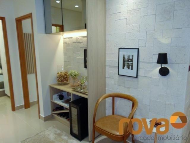 Apartamento à venda com 3 dormitórios em Setor bueno, Goiânia cod:NOV235464 - Foto 7