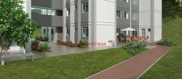 Apartamento com 2 quarto à venda, 48 m² por r$ 209.900 - palmeiras - belo horizonte/mg - Foto 4