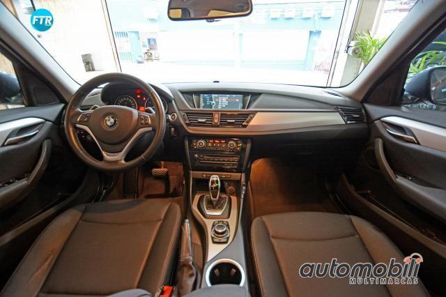 BMW X1 2015/2015 2.0 16V TURBO ACTIVEFLEX SDRIVE20I 4P AUTOMÁTICO - Foto 7