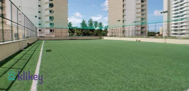 Apartamento à venda com 3 dormitórios em Cidade dos funcionários, Fortaleza cod:7467 - Foto 5