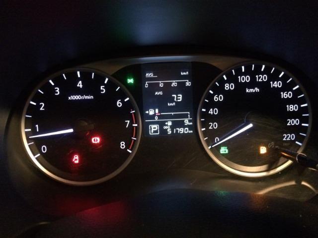 Nissan Kicks Sv 1.6 16v FlexStar 5portas Aut Preto Banco de Couro - Foto 8