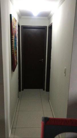 Apt 1 suíte 2 quartos 2 banheiros 1* Andar próximo ao Aeroclube - Foto 3