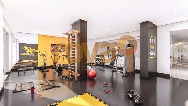 Apartamento à venda com 2 dormitórios em Setor negrão de lima, Goiânia cod:NOV235693 - Foto 5