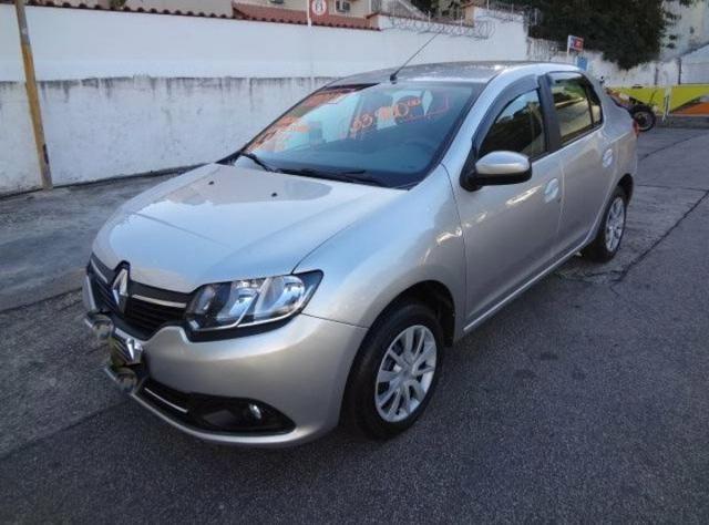 Renault Logan 1.0 2014