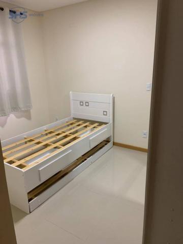 Apartamento com 2 dormitórios para alugar, 56 m² por r$ 1.400/mês - fortaleza - blumenau/s - Foto 8