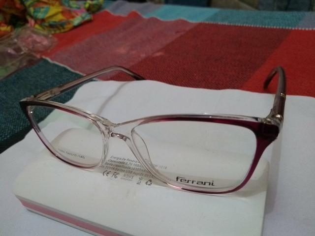 Armação óculos de grau - Bijouterias, relógios e acessórios - Jóquei ... f1619db658