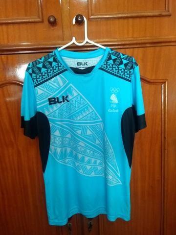 1498bb7bfe Camisa seleção futebol Fiji - Roupas e calçados - Tijuca