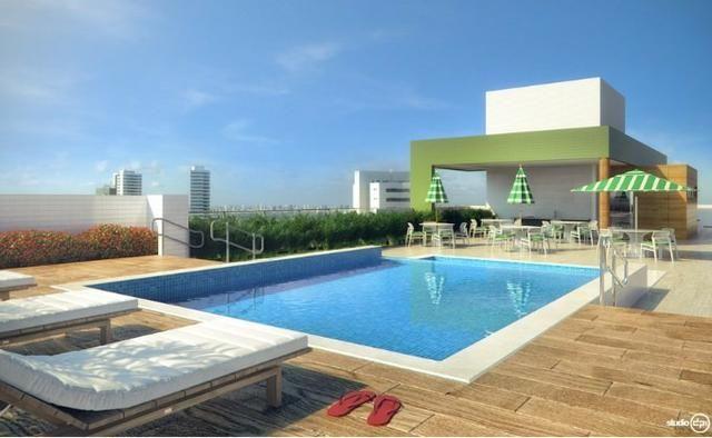 Apartamento com 3 quartos e varanda gourmet na zona norte de Recife