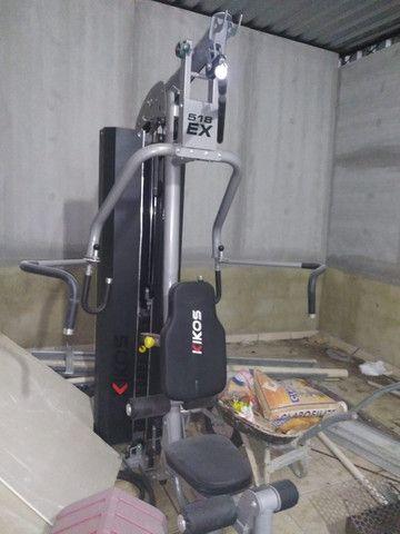 Estação de musculação kikos 518 EX - Foto 3