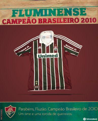 Camisa original Fluminense 2010 - Foto 2
