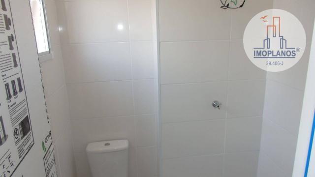 Apartamento com 2 dormitórios à venda, 80 m² por R$ 310.000,00 - Caiçara - Praia Grande/SP - Foto 9