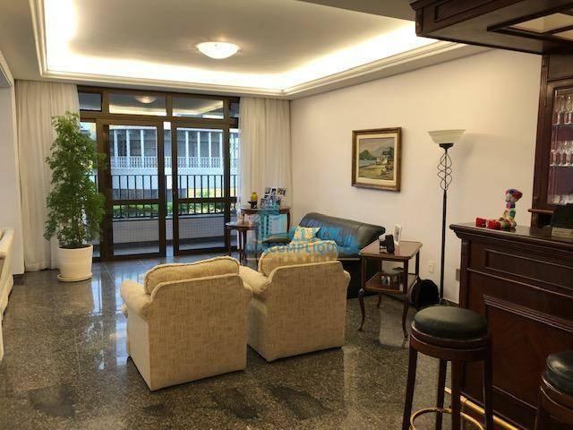 Apartamento com 4 dormitórios à venda, 248 m² por R$ 1.064.000,00 - Boqueirão - Santos/SP - Foto 6