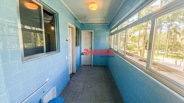 Apartamento com 3 dormitórios à venda, 146 m² por R$ 629.000,00 - Aparecida - Santos/SP - Foto 14