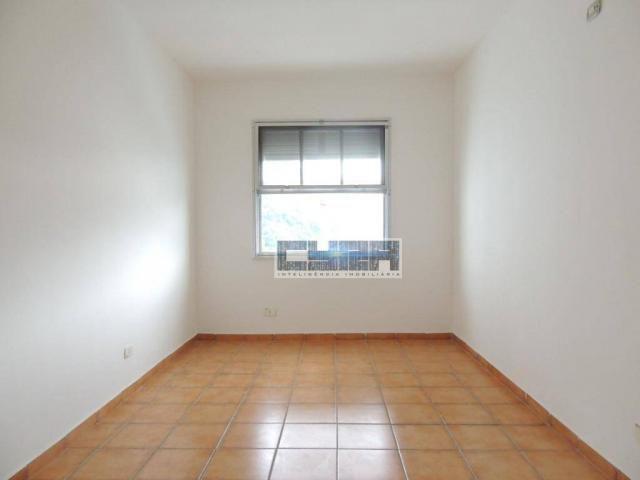 Apartamento AMPLO com 2 dormitórios e dependência em Santos - Foto 6