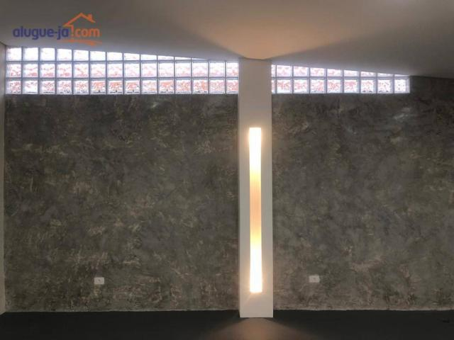 Sala para alugar, 100 m² por R$ 2.490/mês - Jardim Augusta - São José dos Campos/SP - Foto 4