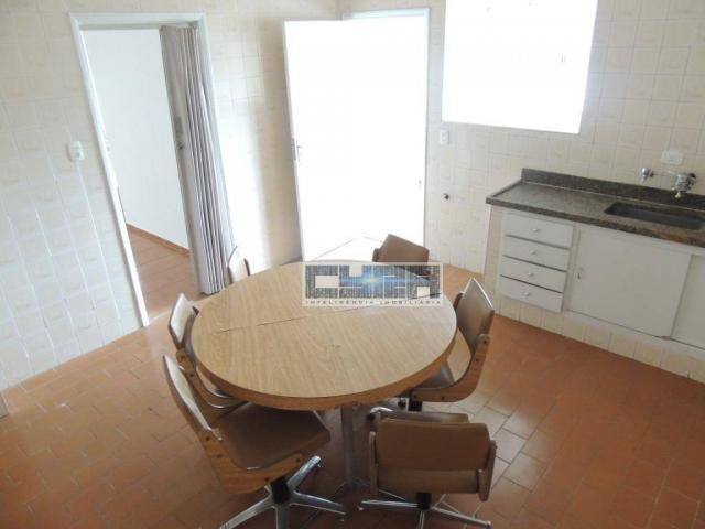 Apartamento AMPLO com 2 dormitórios e dependência em Santos - Foto 20