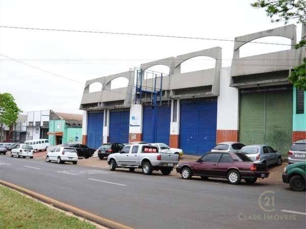 Barracão para alugar, 613 m² - Jardim Novo Sabará - Londrina/PR - Foto 9