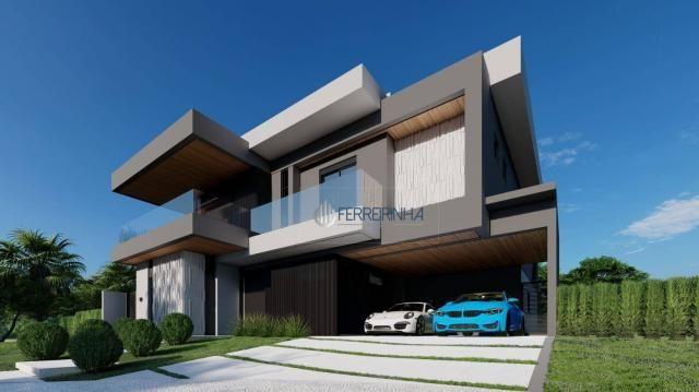 Casa com 4 dormitórios à venda, 450 m² por R$ 2.067.000,00 - Urbanova - São José dos Campo - Foto 10
