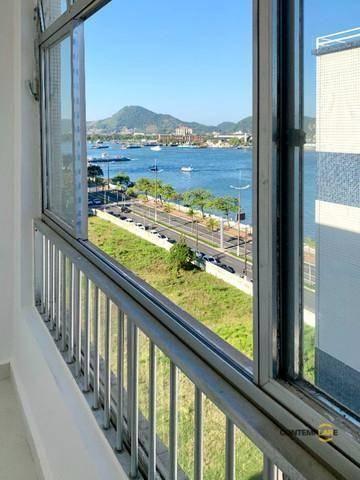 Apartamento com 3 dormitórios à venda, 98 m² por R$ 575.000,00 - Ponta da Praia - Santos/S - Foto 5