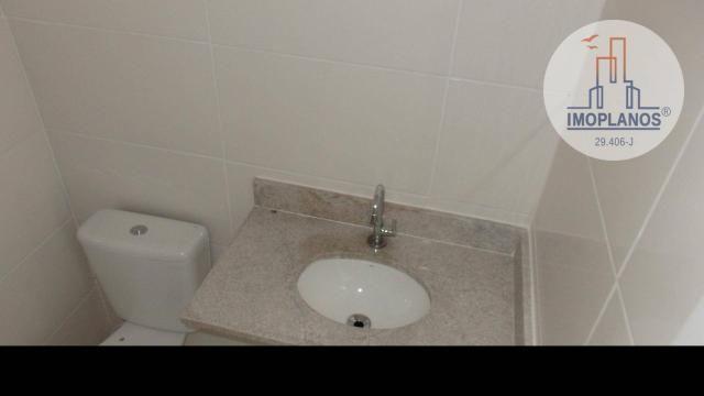 Apartamento com 2 dormitórios à venda, 80 m² por R$ 310.000,00 - Caiçara - Praia Grande/SP - Foto 14