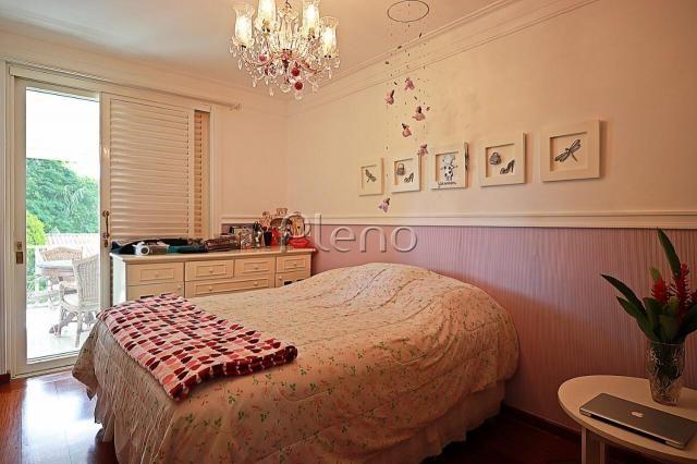Casa à venda com 4 dormitórios em Sítios de recreio gramado, Campinas cod:CA026073 - Foto 18