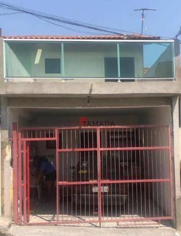 Sobrado com 2 dormitórios à venda, 75 m² por R$ 256.000,00 - Vila Santa Teresinha - São Pa - Foto 2
