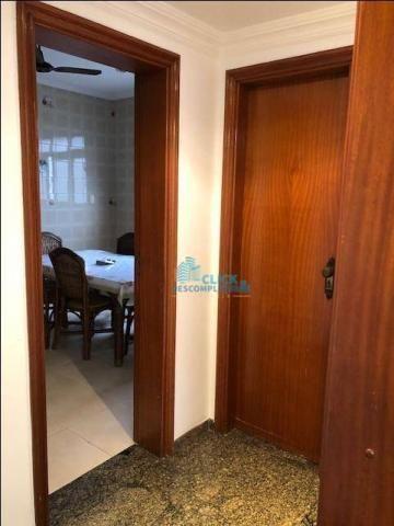 Apartamento com 4 dormitórios à venda, 248 m² por R$ 1.064.000,00 - Boqueirão - Santos/SP - Foto 16