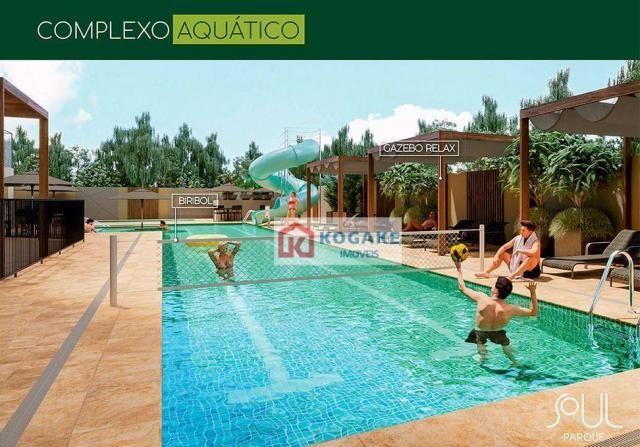 Apartamento com 2 dormitórios à venda, 65 m² por R$ 331.980 - Parque Industrial - São José - Foto 8