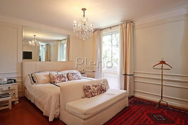 Casa à venda com 4 dormitórios em Sítios de recreio gramado, Campinas cod:CA026073 - Foto 19