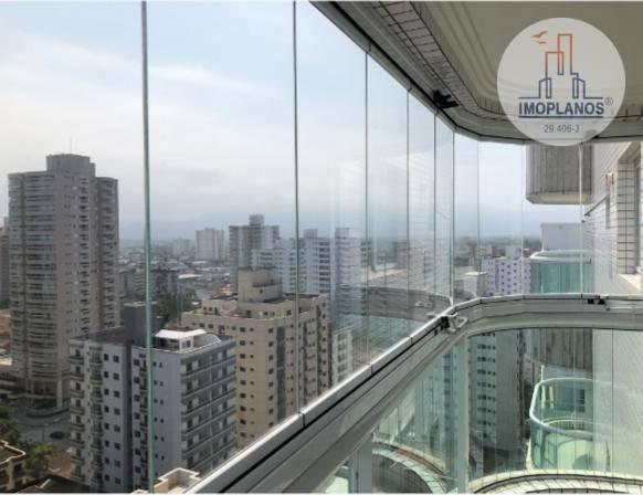 Apartamento com 2 dormitórios à venda, 78 m² por R$ 410.000,00 - Aviação - Praia Grande/SP - Foto 9