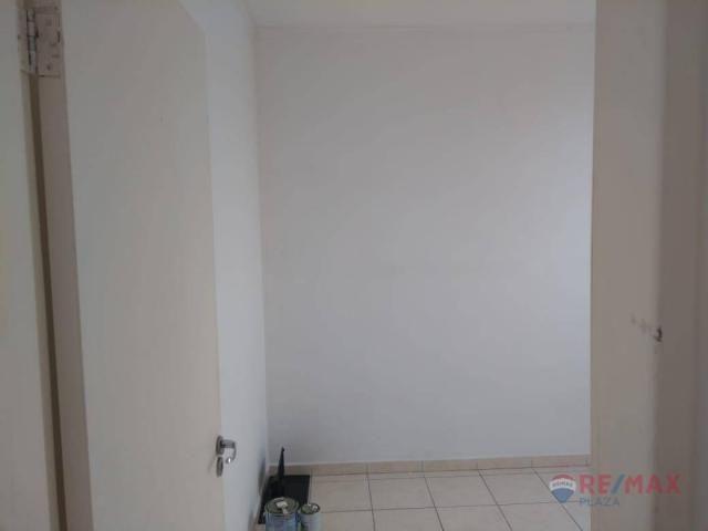 Apartamento com 2 dormitórios para alugar, 45 m² por R$ 650,00/mês - Residencial Ana Célia - Foto 13
