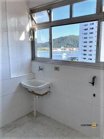 Apartamento com 3 dormitórios à venda, 98 m² por R$ 575.000,00 - Ponta da Praia - Santos/S - Foto 18