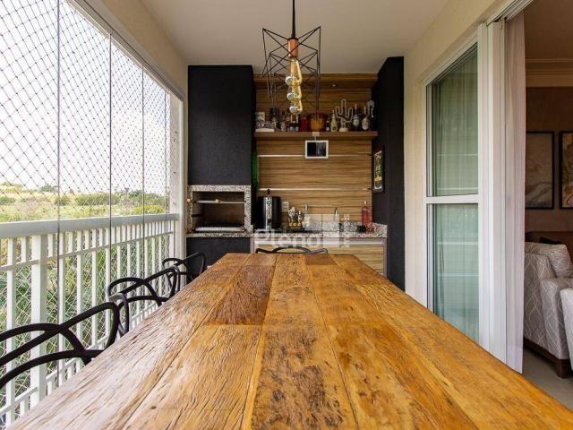 Apartamento com 3 dormitórios à venda, 129 m² por R$ 1.250.000 - Parque Prado - Campinas/S - Foto 6