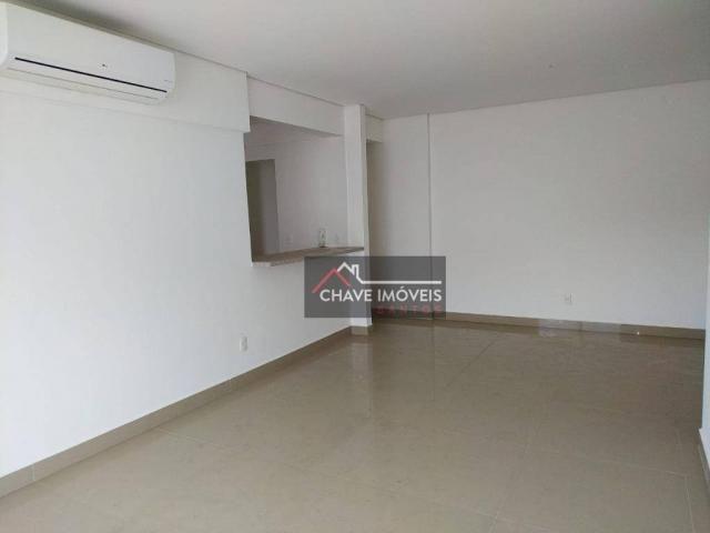 Apartamento com 3 dormitórios à venda, 111 m² por R$ 740.000,00 - Marapé - Santos/SP - Foto 3