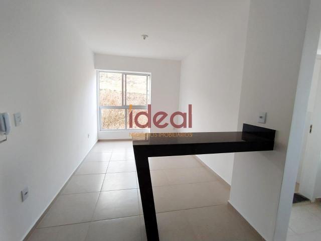 Apartamento à venda, 2 quartos, 1 vaga, Júlia Mollá - Viçosa/MG