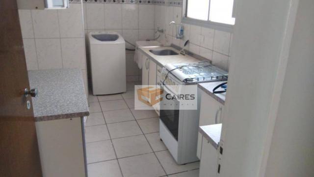 Locação Centro Apartamento com 1 dormitório para alugar, 46 m² por R$ 800/ano - Centro - C - Foto 13