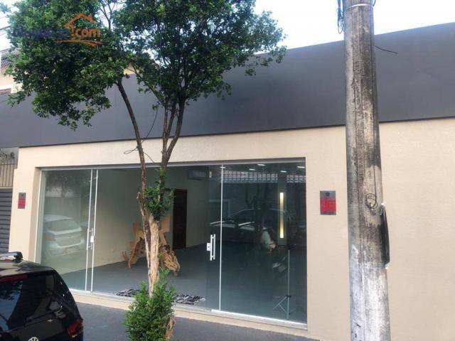 Sala para alugar, 100 m² por R$ 2.490/mês - Jardim Augusta - São José dos Campos/SP