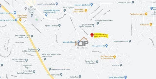 Casa com 3 dormitórios à venda, 216 m² por R$ 358.613,94 - Jardim Tupi - Campinas/SP - Foto 6