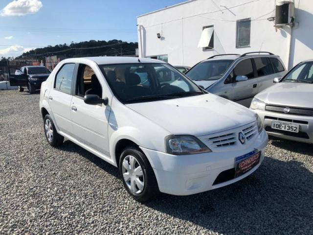 Renault LOGAN Authentique Hi-Flex 1.6 8V - Foto 2
